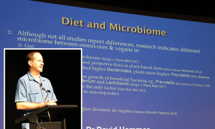 Does diet affect the bugs in our gut?