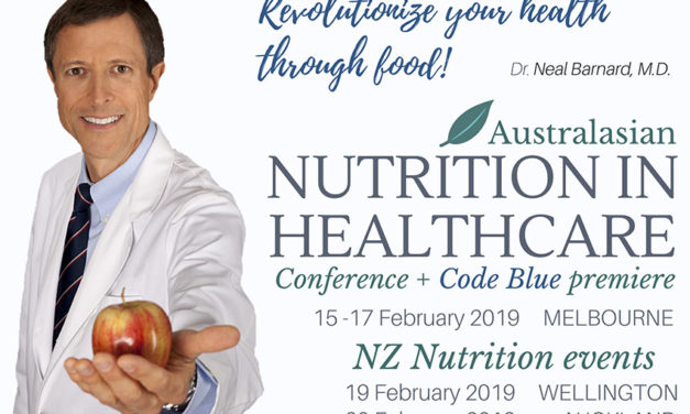 Leading plant-based nutrition experts to  address NZ health symposiums