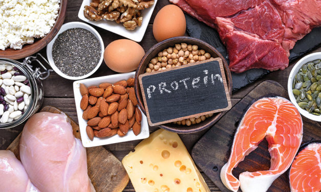 Redefining the meaning of protein