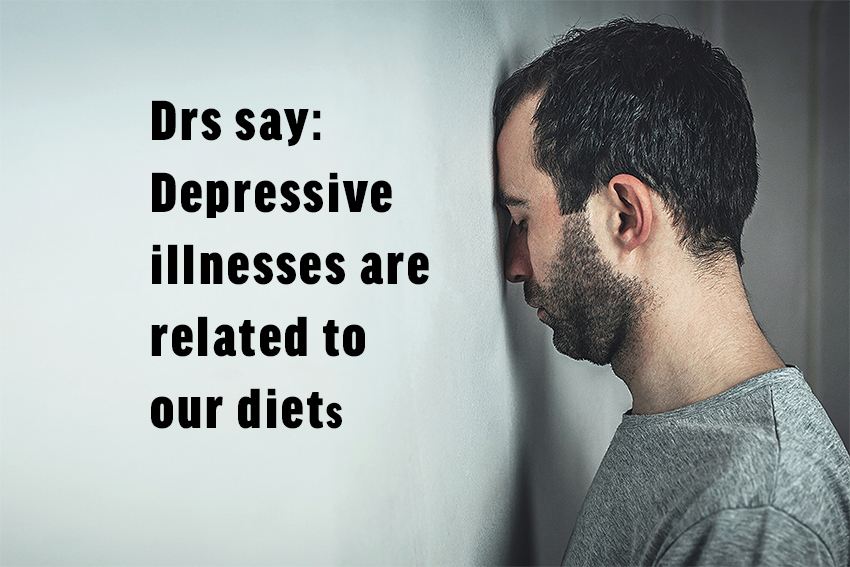 Diet a key factor in good mental health